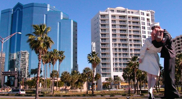 Sarasota Statue