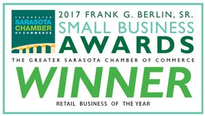 Sarasota Retailer of the Year 2017
