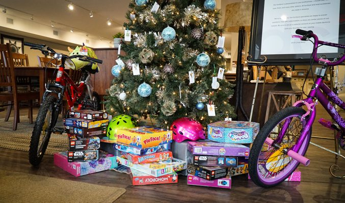 JMX Brands gifts to Big Brothers Big Sisters