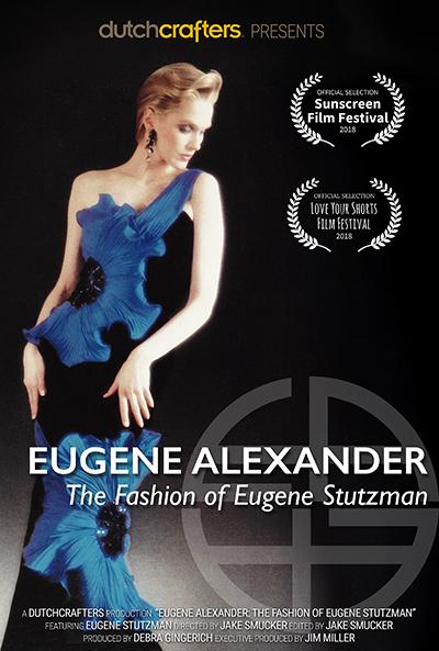 Eugene Alexander documentary movie poster